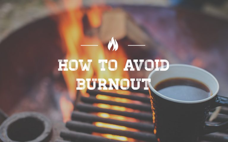 #83: How to Avoid Burnout