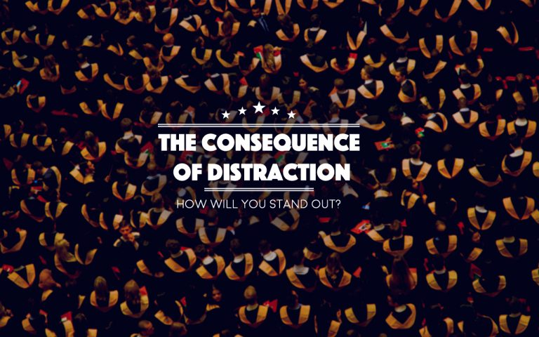 #100: The Consequence of Distraction