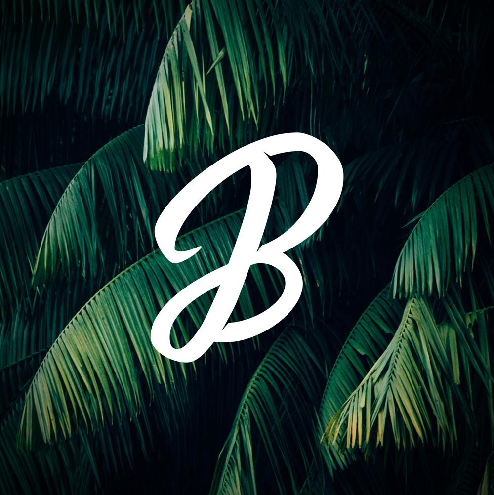 James Butterly – Lettering Rebrand