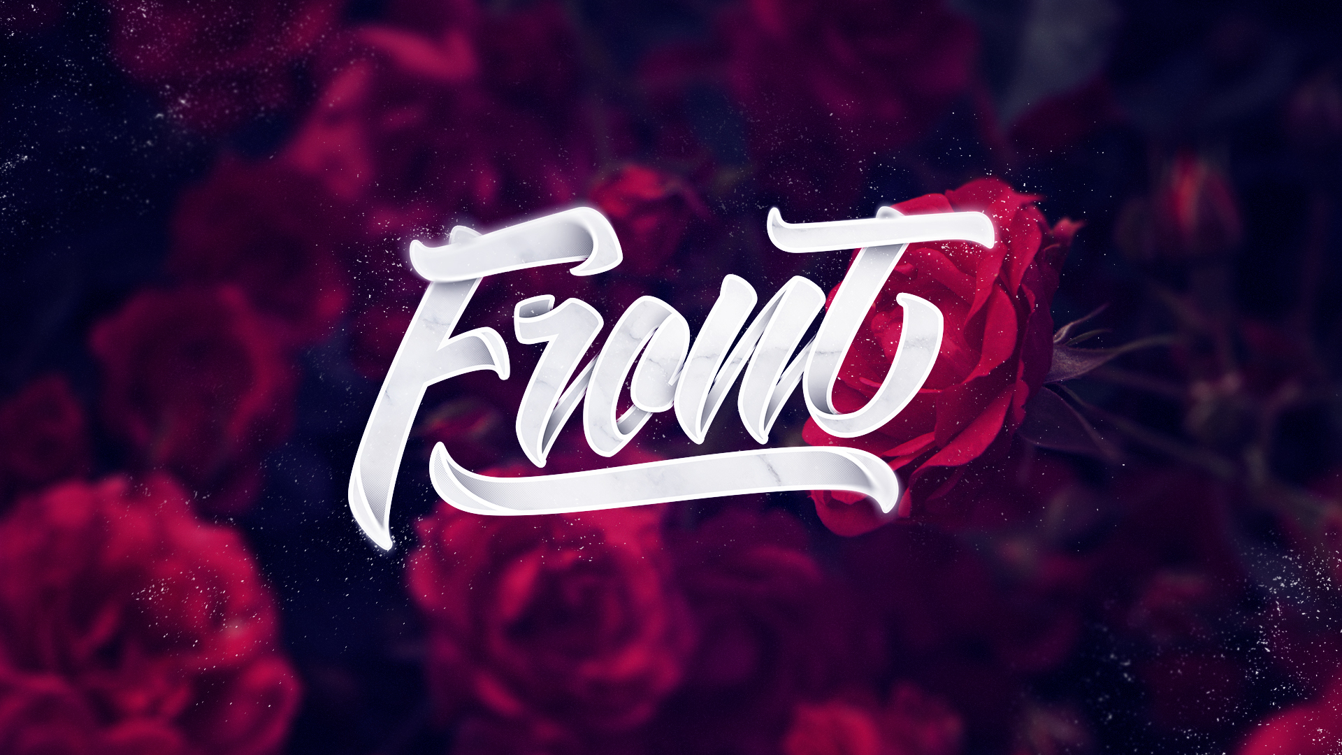 3D Brush Lettering Collection – Volume 4